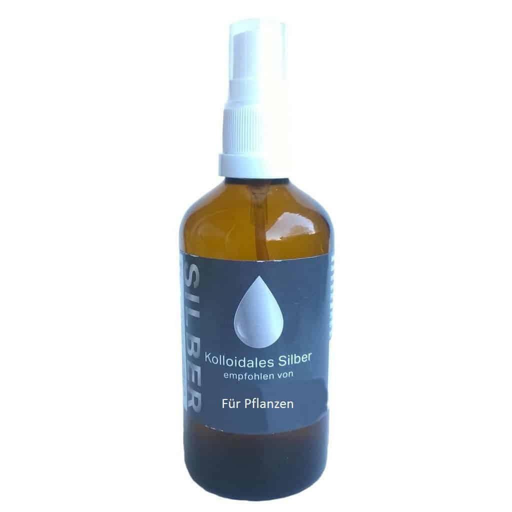 Kolloidales Silber – Spray, 100 ml