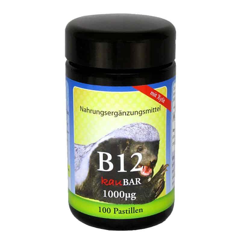 Vitamin B12 Tabs, Robert Franz