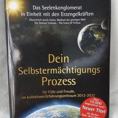 Dein Selbstermächtigungs Prozess, für Fülle und Freude im kollektiven Erfahrungszeitraum 2012-2032 (Michael Elrahim AmiRa)