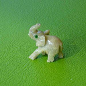 Speckstein-Tiere klein