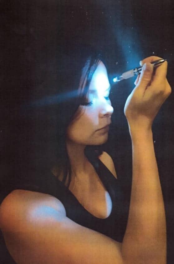 Regulus Medi-Light-Pen white (= BioPhysio Brain-Y Magic-Energy-Pen)
