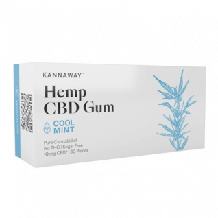 Kannaway Hemp CBD Chewing Gum