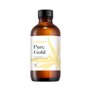 PURE GOLD 1000mg - 120ml, Fa. Kannaway