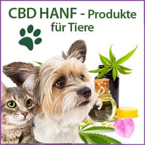 CBD Hanf-Produkte für Tiere - Kannaway